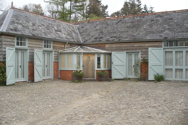 Converted stables, Builth Wells, sleeps 4 - Builth Wells - House