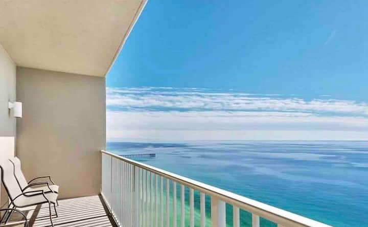 Gulf Front Penthouse Tidewater - Amenities galore!