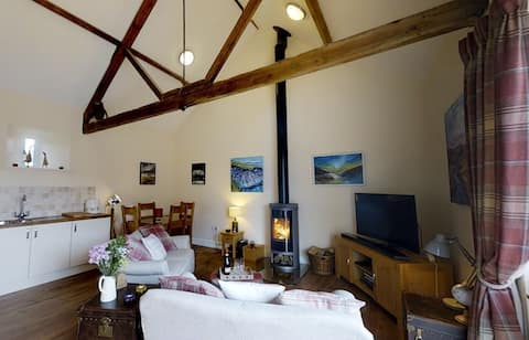 The Old Tack Room - Cosy cottage near Rothbury