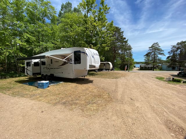 RV Camping Site D