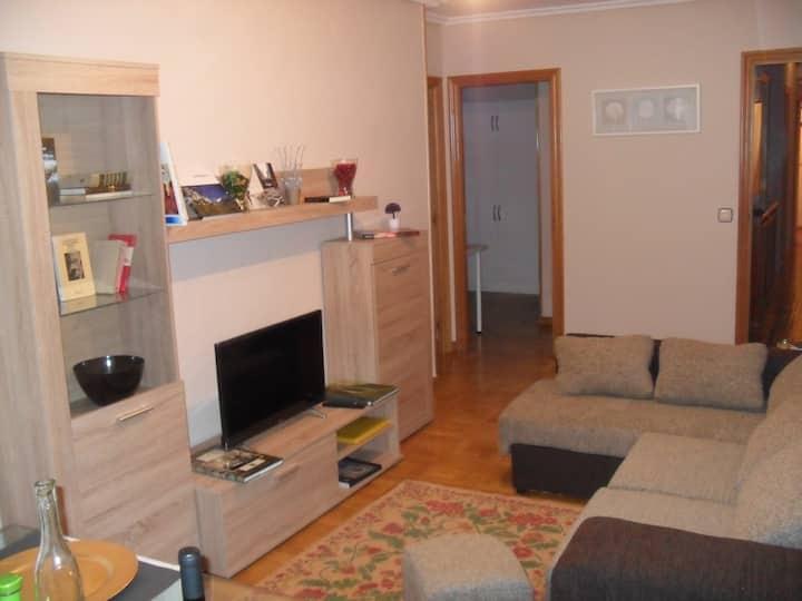 Apartamento en el centro. VUT 115 - AS