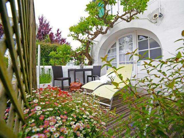 Duplex Mimosa*** Résidence Le Clos Rhea St Martin - Saint-Martin-de-Ré - Wohnung