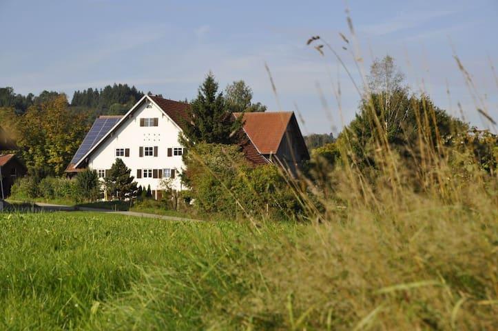 Idyllische Zimmer im Grünen/ Natur
