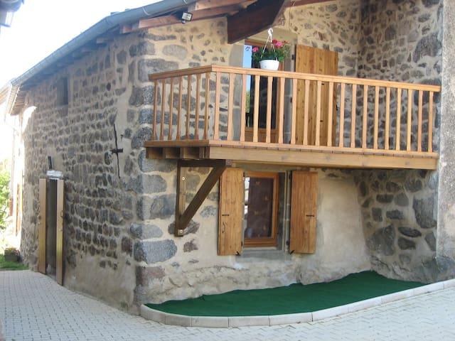 maison dans hameau calme - Plats