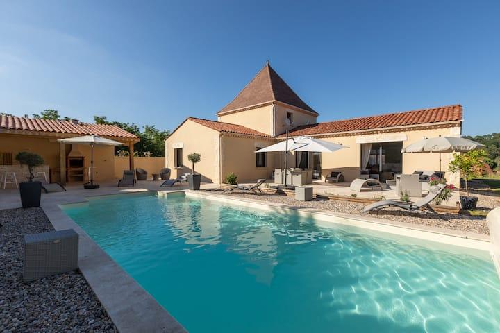 Villa standing Sarlat