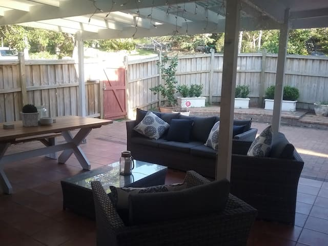 4br home only 5mins from Manly beach