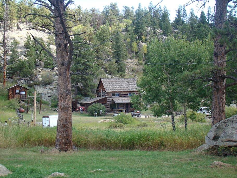 Historic 1890 Ranch House