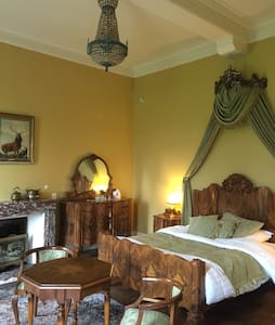 Romantic getaway in rural France - Dourlers - Schloss
