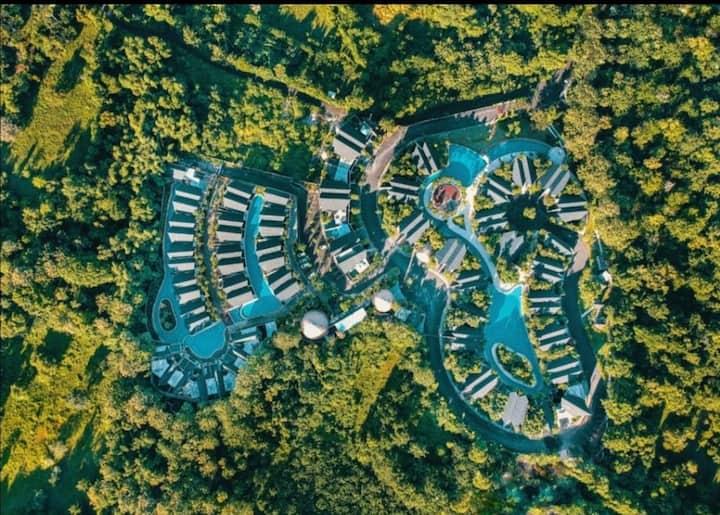One private villa in luxurious area of Nusa Dua