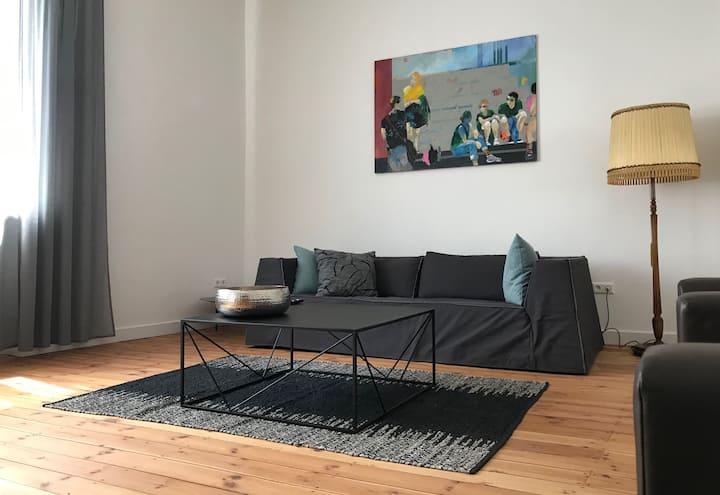 Liebevoll sanierte Wohnung in Weilerbach