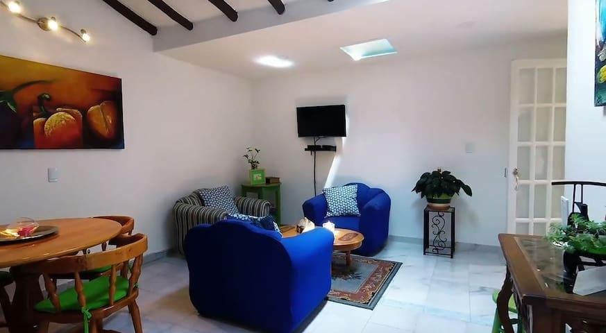 Habitación casa de huéspedes en Chia, cerca Bogota