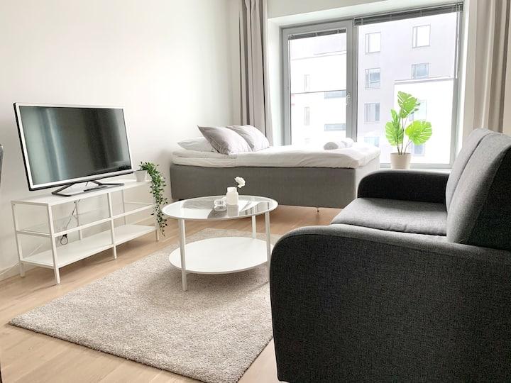 City Home Finland | Big Luxury apartment | Sauna