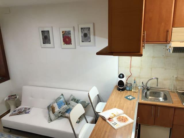 Apartamento ESTRELLA DE MAR Sitges - Sitges - Flat