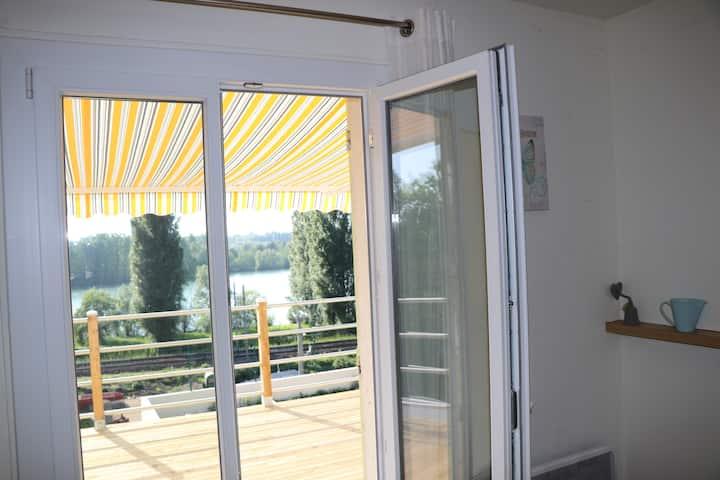 Belle résidence en face des lacs de Puy-la-Laude