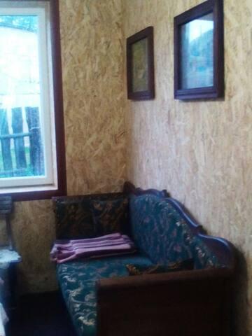 Меблированные комнаты в г. Мире - Мир - Huis