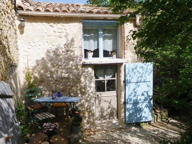 Maison atypique village Verdon Provence - Allemagne-en-Provence - 獨棟