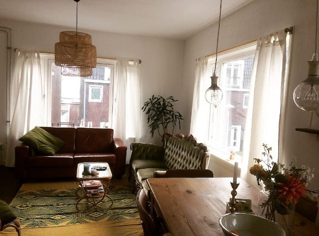 Cosy House with Free bikes - Utrecht - Daire