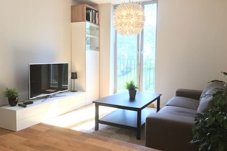Central and modern apartment in Oslo - Oslo - Lejlighed