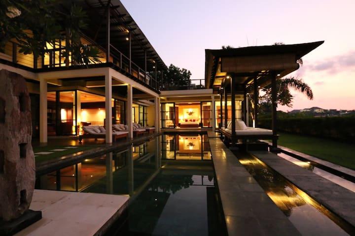 Room in Luxury Villa Arona with Ocean View - BR#2