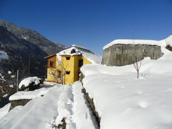 Apple Mountain Villa Dalhousie