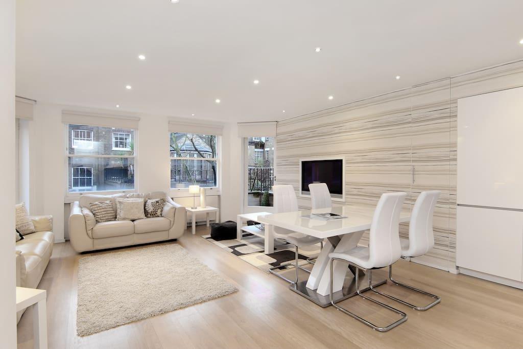 Sloane Square Apartments London