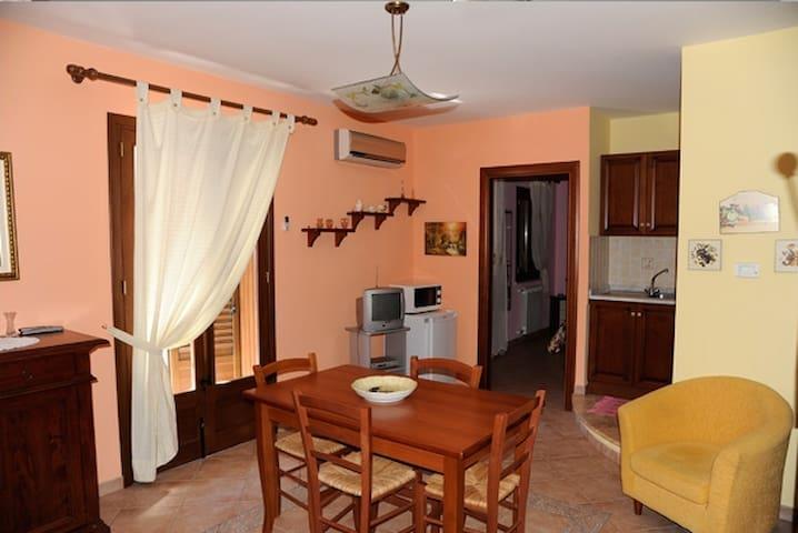 La luna apartman - Holiday in Sicily low cost