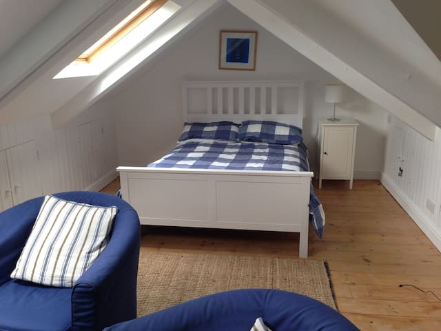 Studio loft apartment with sea view - Sennen Cove - Apartment