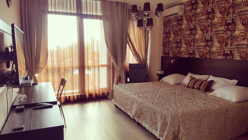 Luxury Apartment 300 метров от моря - Gelendzhik - Byt
