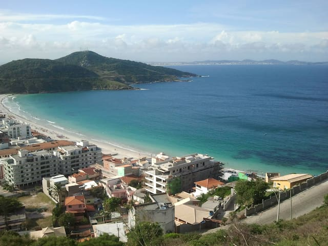 APARTAMENTO P/ TEMPORADA - ARRAIAL DO CABO