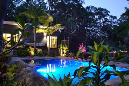 Valeska Villa Buderim *2bd kitcbath - Mons - Bed & Breakfast