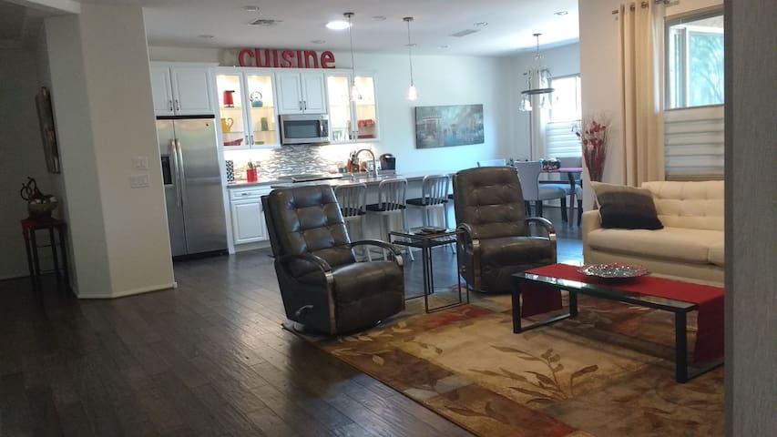 Luxury Villa in a 55+ Community