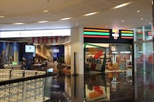 Convenient shop located at first floor