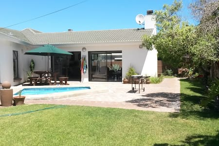 Spacious 3 bedroom family home close to the beach - Cape Town - Hus