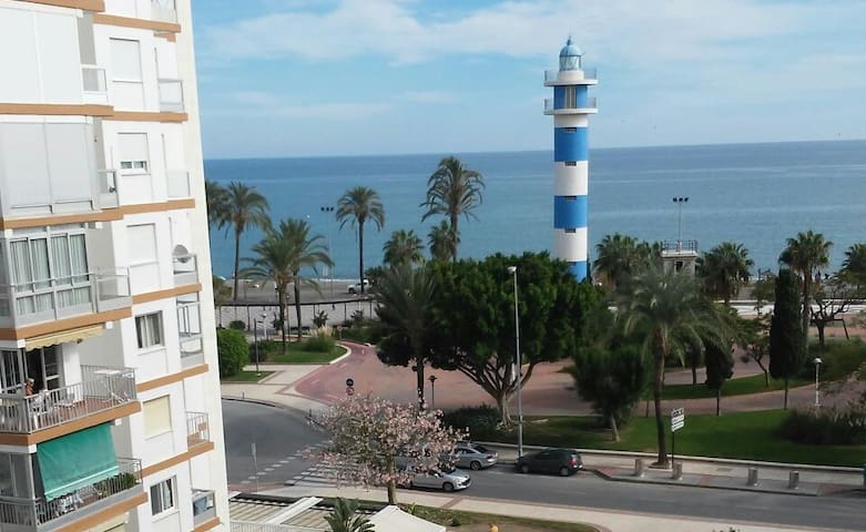 Wonderful views 3BR. New - Torre del Mar - Apartment
