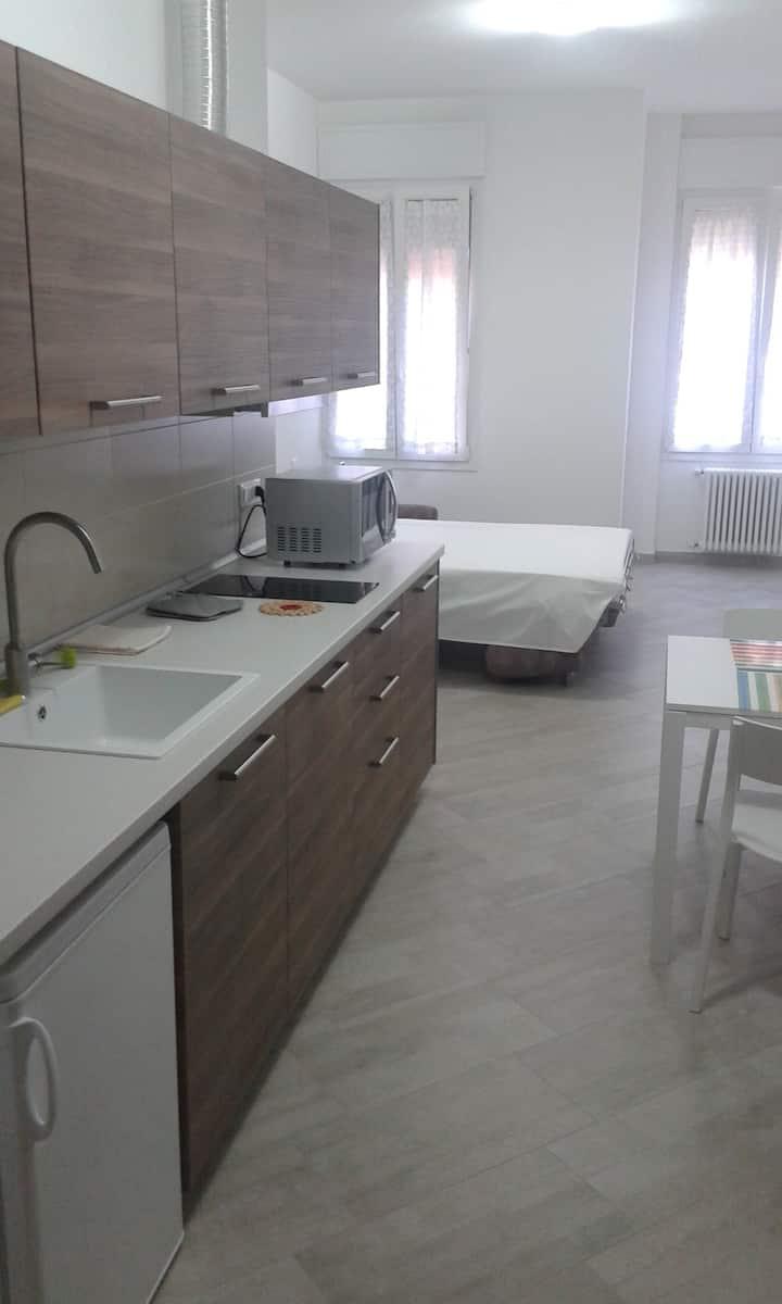 Appartamento di fronte ad Ospedale Sant'Orsola,