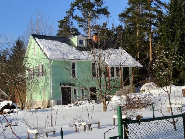 Дом у озера - Republic of Karelia - House