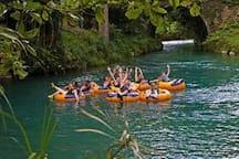 White River Tubing