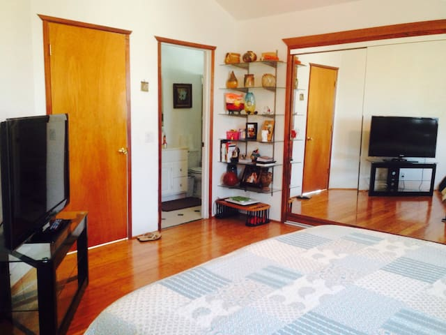 Private master suite - Hilo - Bed & Breakfast
