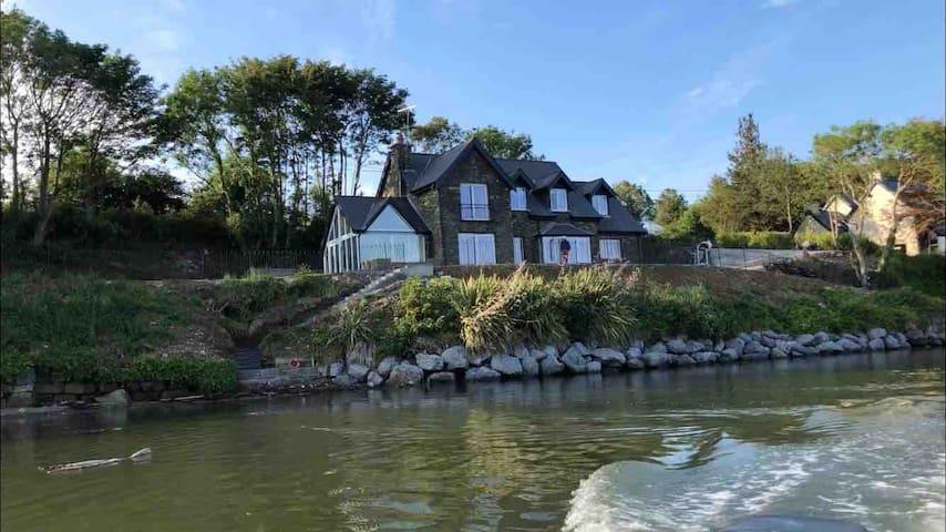 Winward,Kinsale, waterfront property