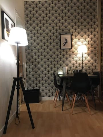 Studio dans Paris