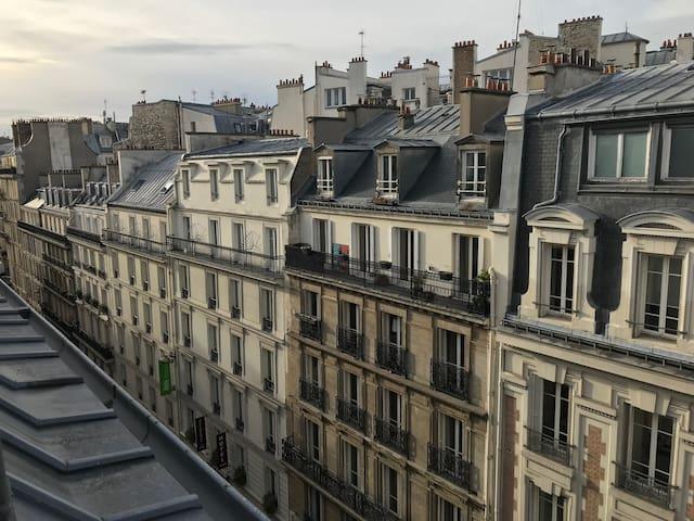 Cosy studio in heart of Paris