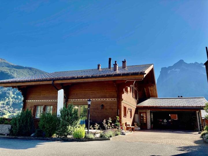 Chalet Alta Am Fusse der Eigernordwand