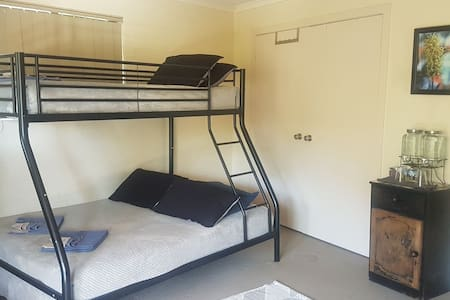 Affordable Byron Bay Room $25pp/pn