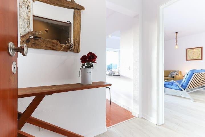 """Espectacular apartamento na praia a 20"""" de Lisboa."""