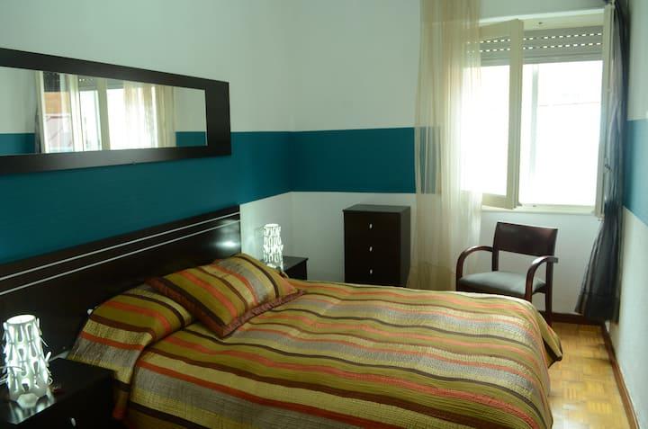 Apartamento vacacional Briviesca - Wifi + Smart Tv