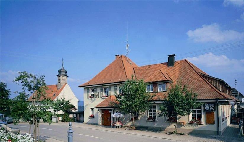 Gasthaus Schwanen (Owingen), Doppelzimmer