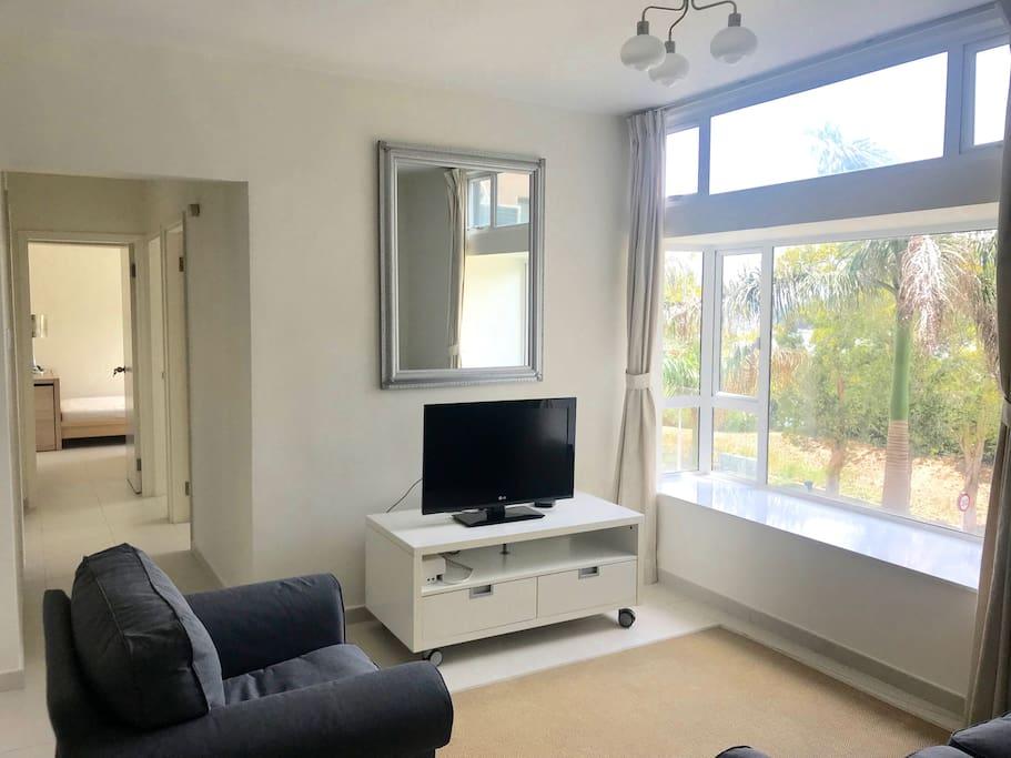 Sitting Room, TV & Broadband