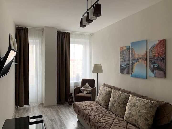 rest/ business/ sport appartament Begovaya