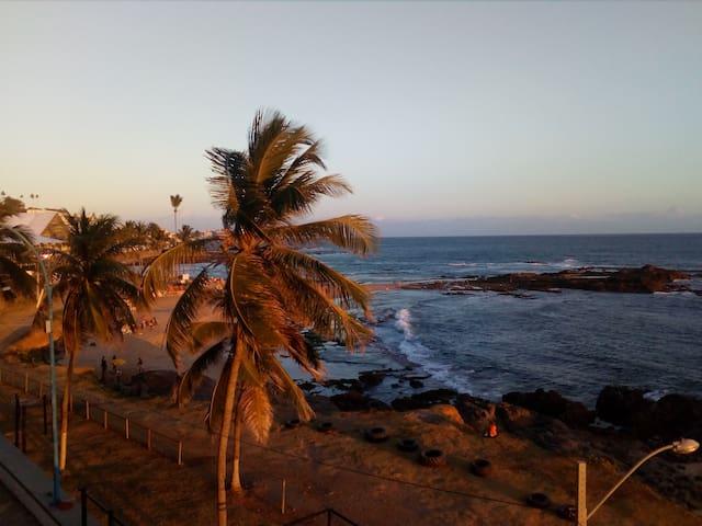 Beleza na praia com segurança e conforto