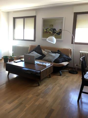 Piso luminoso y tranquilo en Salamanca - Salamanca - Apartamento
